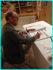 Joel Grey at The Billboard Papers book signing held March 25th, 2014