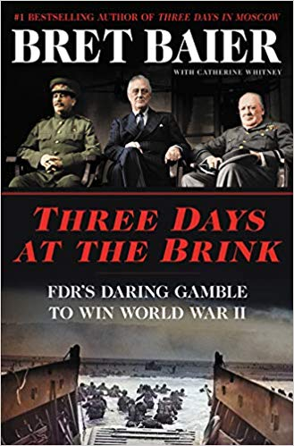 Three Days at the Brink *SIGNED FIRST EDITION*