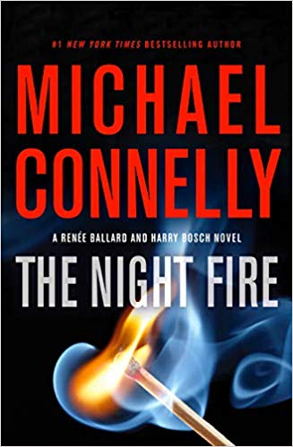 The Night Fire *SIGNED*